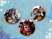 Kizoa,  fotos decoradas con fondo y animaciones.  Tutorial en http://www.editordefotosonline.net/kizoa-retocar-fotos-gratis/ http://www.kizoa.es/