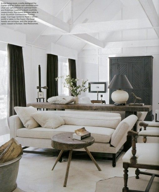 White Living Spaces: 28 Best Images About COUNTRY On Pinterest