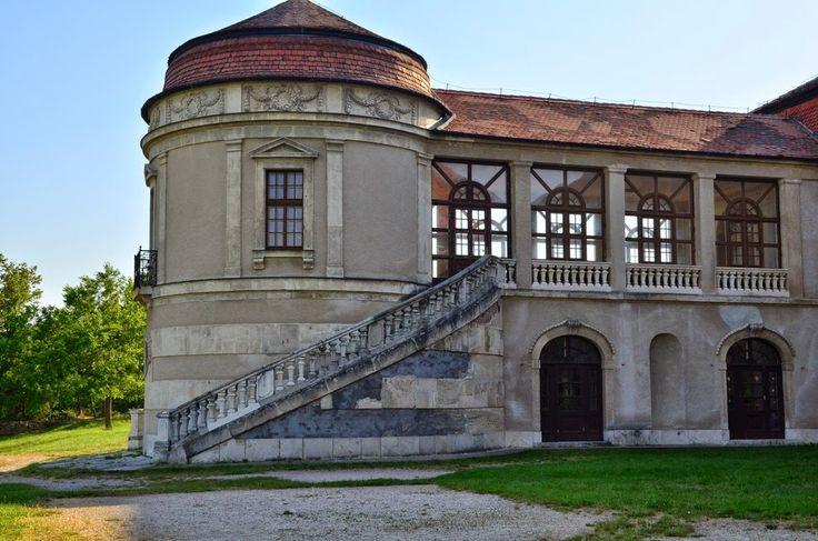 vizitkártya: Amadé-Bajzáth-Pappenheim kastély