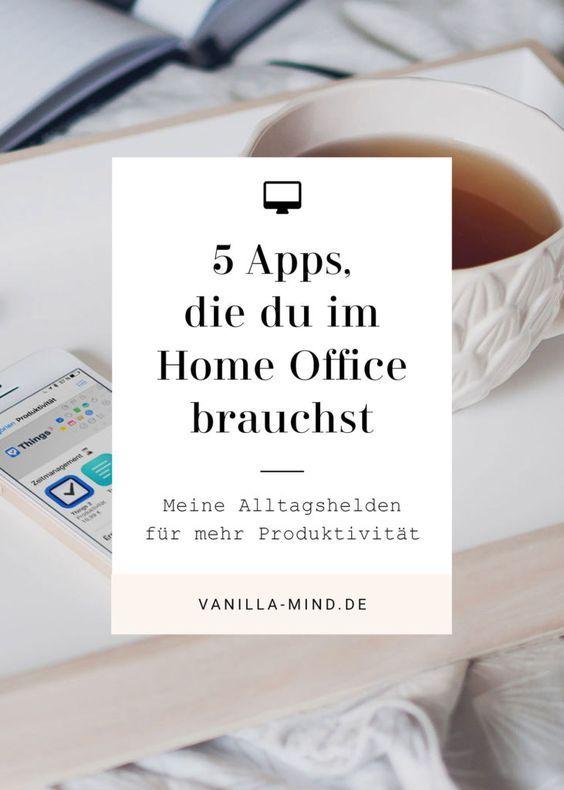5 Apps, die mir als Kreative täglich den Kopf freihalten – Büroservice