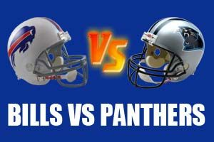 Buffalo Bills vs Carolina Panthers Live NFL Streaming
