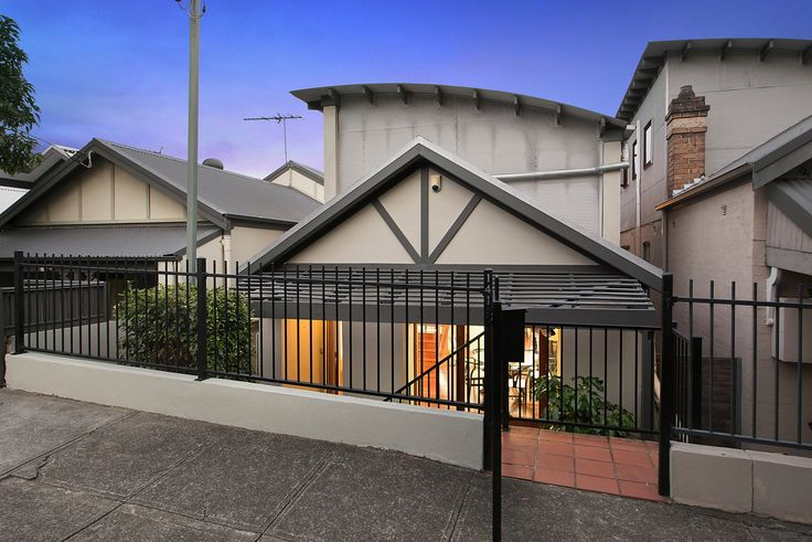 Bright and inviting home with sunlit courtyards - 141 View Street Annandale at Pilcher Residential