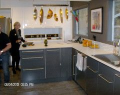 Ikea Kitchen Cabinets Gray best 25+ grey ikea kitchen ideas only on pinterest | ikea kitchen