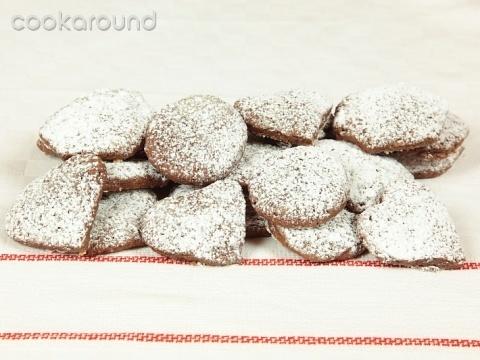 Biscotti al cacao: Ricette Dolci | Cookaround: Italian Pastries, Cucina Dolci, Biscotti Al, Dolci Al, Ricett Dolci, Peccati Di, Piccoli Peccati, Del Cibo, Piccoli Dolci