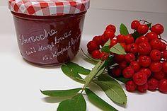 Ebereschen - Marmelade mit Hagebutte und Kornelkirsche (Rezept mit Bild) | Chefkoch.de