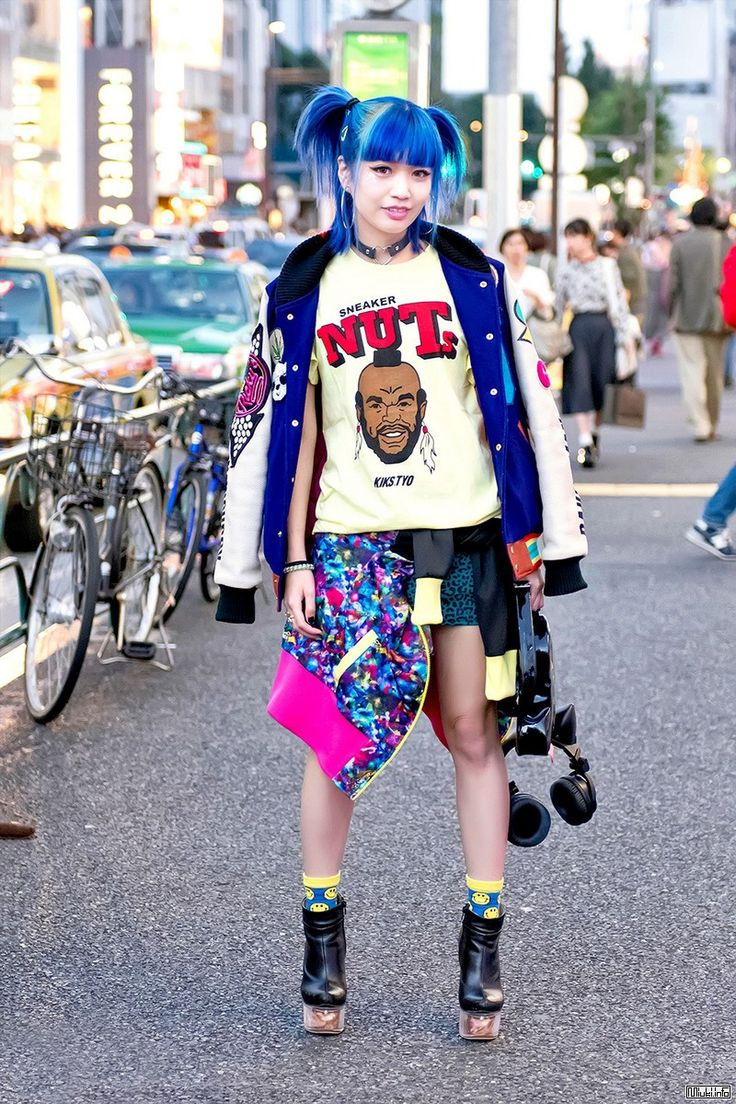 тому японский уличный стиль одежды фото кто застал советские