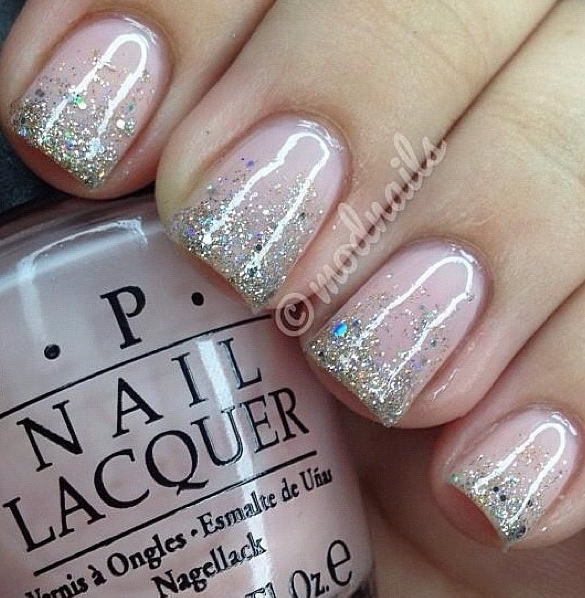 25+ Best Ideas About Light Pink Nails On Pinterest