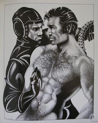 Bisexual men of Dangers