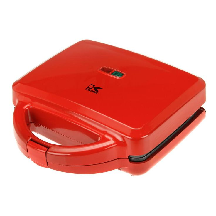 Waffle Bowl Maker in Red