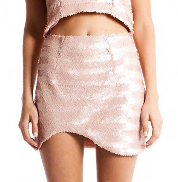 Elliatt - Focus Blush Skirt
