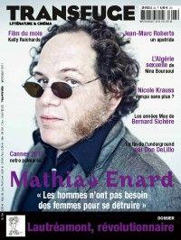 Transfuge #50 : Mathias Enard
