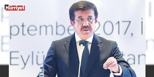 """Helal ürün HAK'tan sorulacak: EKONOMİ Bakanı Nihat Zeybekci, Bakanlar Kurulunun son toplantısında Helal Akreditasyon Kurumu (HAK) Kuruluş Kanun Taslağı'na ilişkin sunum yaptıklarını ve düzenlemenin imzaya açılmasına karar verildiğini belirterek, """"HAK, helal ürün belgelendirmesi ve akreditasyonu alanında ülkemizin 'merkez' konumunu güçlendirecek, Türkiye'nin bu alandaki kural koyucu ve yön belirleyici özelliğini belirginleştirecek"""" dedi."""