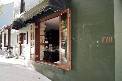 Cafe XXII, Pyrmont