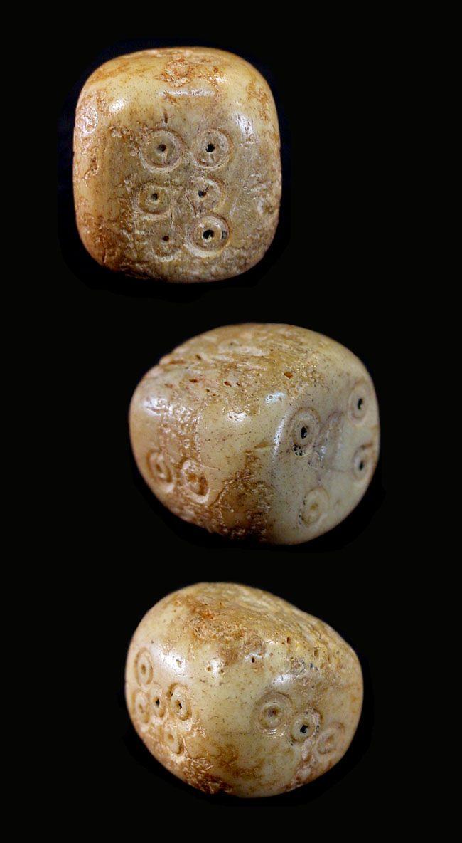 Ancient Dice | BC Galleries. Roman bone gaming dice