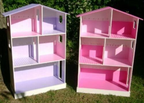 M s de 1000 ideas sobre casa de mu ecas de madera en for Muebles de monster high