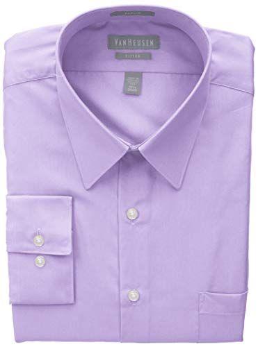3803077506b Van Heusen Men s Big and Tall Poplin Fitted Solid Point Collar Dress Shirt