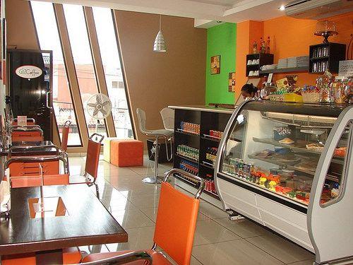Diseño y Decoración de Cafeterías Pequeñas