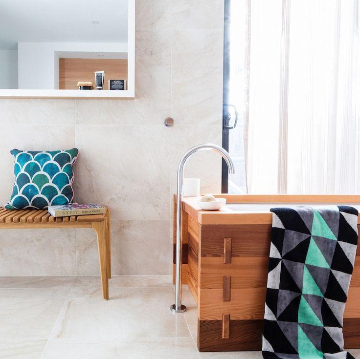 Ziporah Dove | Bath Sheet | The Block Shop - Channel 9  #InteriorDecorating #HomeFurnishings #DecoratingIdeas #InteriorDesignIdeas #DIYDecorating #Homewares #Channel9 #TheBlock #TheBlockShop  #BradandDale #FansvsFaves
