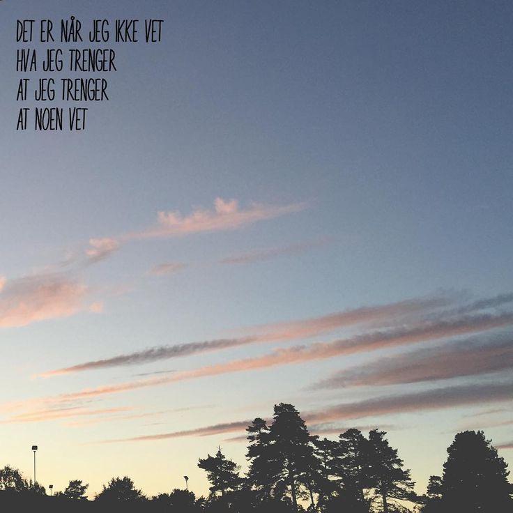 """""""#dikt #poesi #instapoesi #se #blisett #støtte #vite #hjelp #behov #trenger #deg #meg #noen #kjærlighet #trygghet #trygg #nær #nærhet"""""""