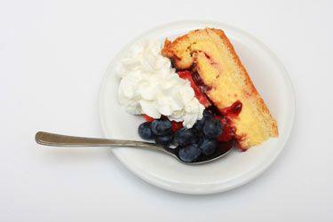 Apple and blueberry shortcake – Recipes – Bite