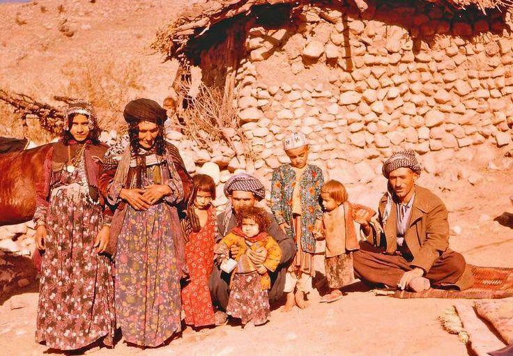 kurdish family