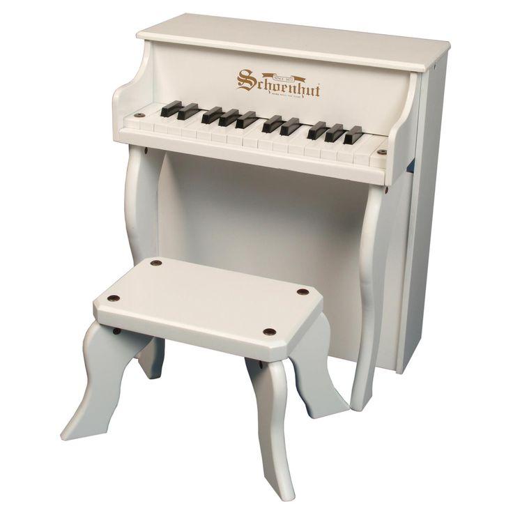 25 Key Elite Spinet Piano