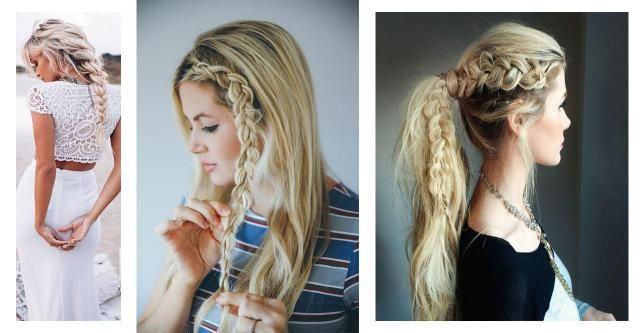 Brak Ci fryzjerskich inspiracji do stworzenia ciekawej fryzury ze swoich blond włosów? #włosy blond #blond #włosy #włosy blond #2016. #trendy 2016