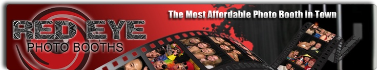 Red Eye Photo Booths. Would be $575 for 4 hrs with the current discount....umm, how cool!?