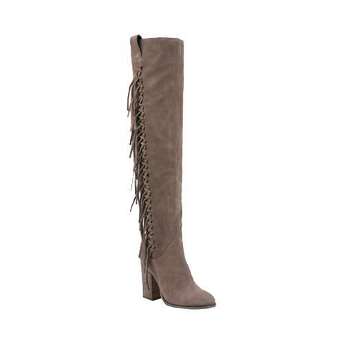 Women's Carlos by Carlos Santana Garrett Thigh High Boot Doe