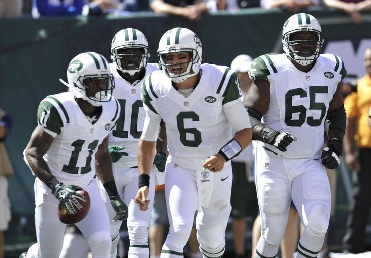 Week 1: Jets vs. Bills