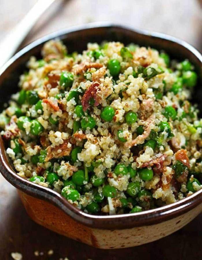 On aime l'idée de compartimenter son saladier avec des produits ultra-frais. On…