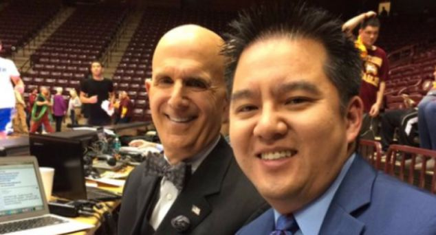 ESPN Takes Asian Announcer Off UVA Game Because His Name is Robert Lee