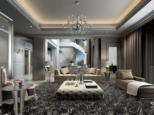 Creative Living Room Interior Design Part 53
