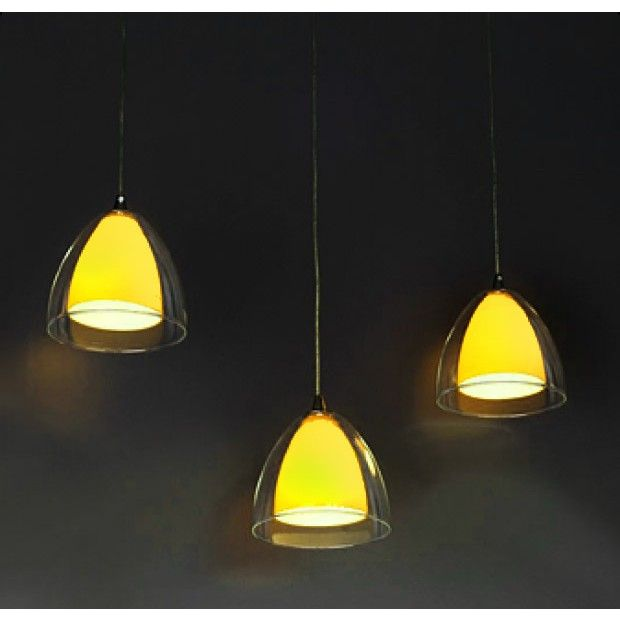 Yellow Industrial Pendant Light: 17 Best Images About Yellow Pendant Lights On Pinterest