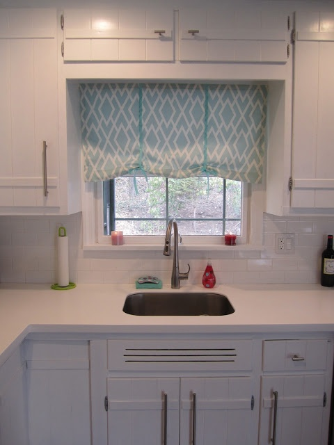 21 Best Images About Curtains Over Kitchen Sink On Pinterest