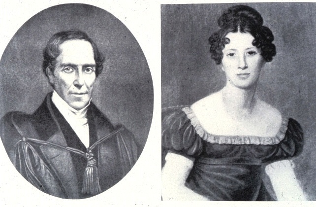 Gideon and Mary Ann