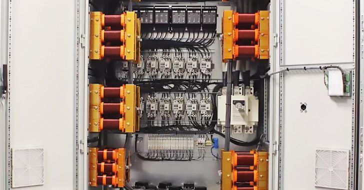 Practical Approach In Design And Installation Of Detuned Capacitor Banks Installation Design Capacitor