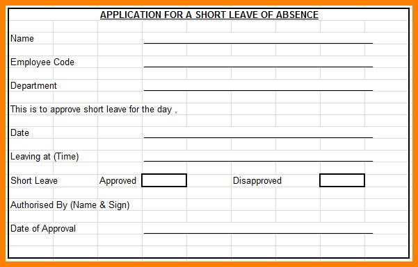 Format for leave application the 25 best maternity leave 7 leave letter format for office ledger paper ledger paper format for leave application spiritdancerdesigns Gallery
