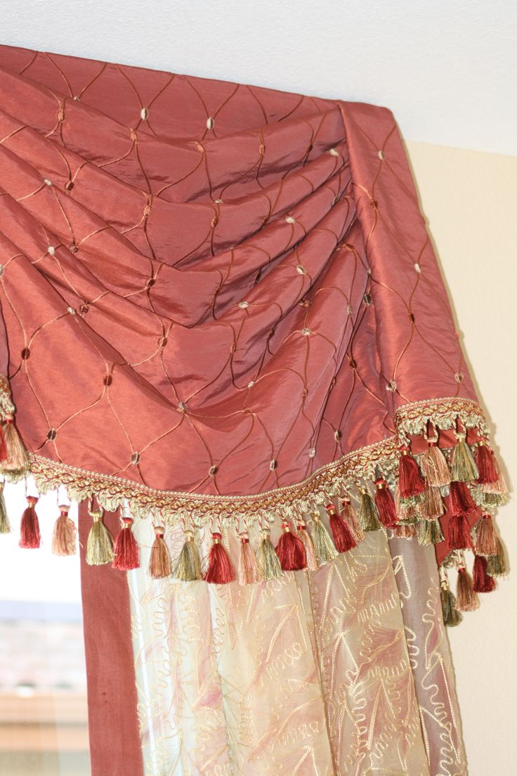 17 Best Images About Turban Cornice On Pinterest Tassels Window Treatments And Kingston