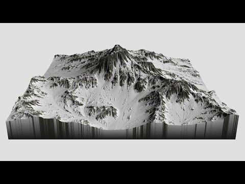 World Machine tutorial - Basic shapes - YouTube