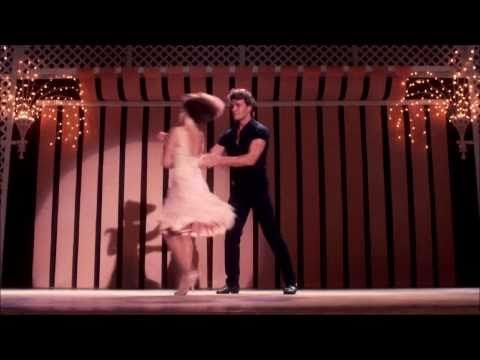 Dirty Dancing - Time of my Life (Final Dance) - High Quality HD - YouTube