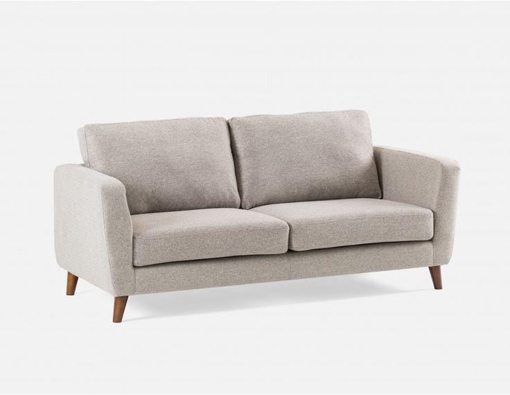 FALCON - 3-seater sofa - Beige