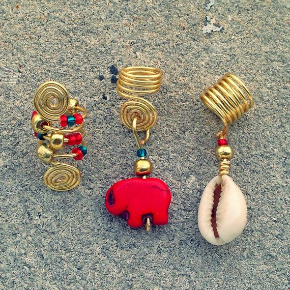 Hey, I found this really awesome Etsy listing at https://www.etsy.com/listing/181978212/loc-jewelry-3pc-gold-wire-red-blue