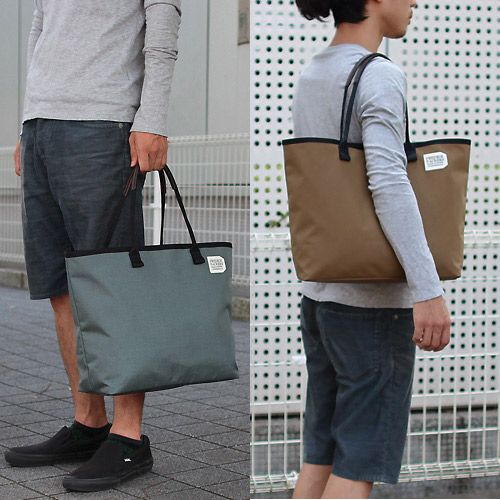 * ESSENTIAL TOTE * olive - 自転車 バッグの専門店 FREDRIK PACKERS