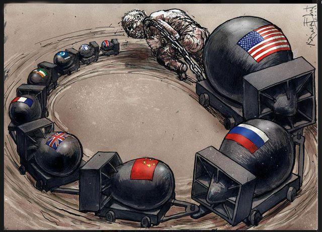 Die Politik von US-Präsident Barack Obama könne die Welt schon sehr bald in die thermonukleare Vernichtung treiben, warnte Rußlands Präsident Wladimir Putin am 10. November in seiner Rede zur Eröff…