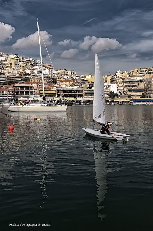 Mikrolimano, Piraeus - Greece
