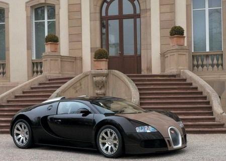One of the Most expensive cars: $2.37 million Bugatti Veyron Fbg par Hermès