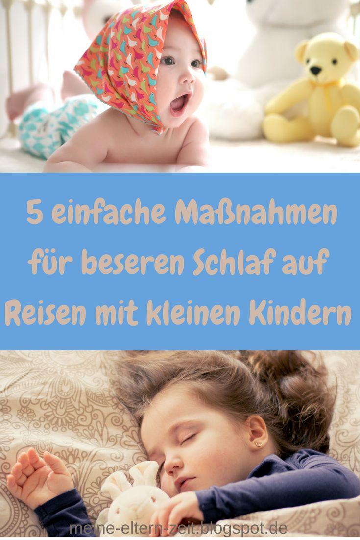 Tipps & Tricks, damit Babys und Kleinkinder im Urlaub besser schlafen #Kleinkind #Baby #Familienurlaub #ReisenmitBaby #ReisenmitKind #Schlaf #mehrSchlaf
