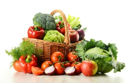 Cooking time for Fresh or Frozen Vegetable