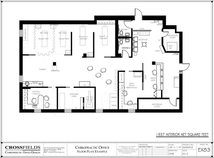 95 best images about chiropractic floor plans on pinterest Sauna floor plans